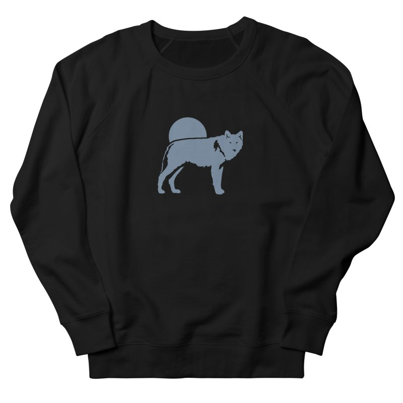 Wolf Hoodies Men's Sweatshirt by Life Lurking's Artist Shop