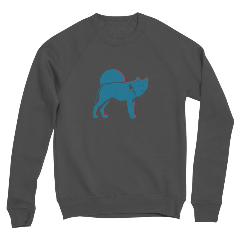 Wolf 3D Style Hoodies Women's Sweatshirt by Life Lurking's Artist Shop