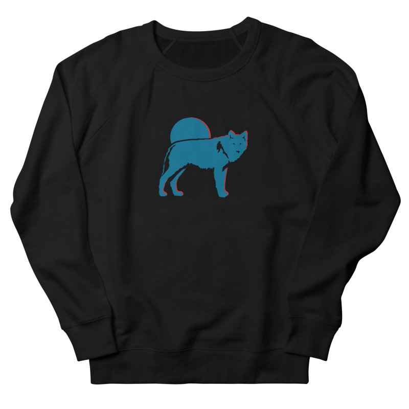 Wolf 3D Style Hoodies Men's Sweatshirt by Life Lurking's Artist Shop