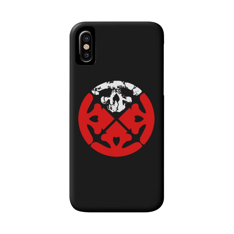 Life of Agony Skull Logo Color Design Accessories Phone Case by Life of Agony Official Threadless Designs