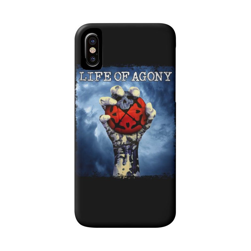 "Life of Agony ""Rise of the Underground"" Design Accessories Phone Case by Life of Agony Official Threadless Designs"