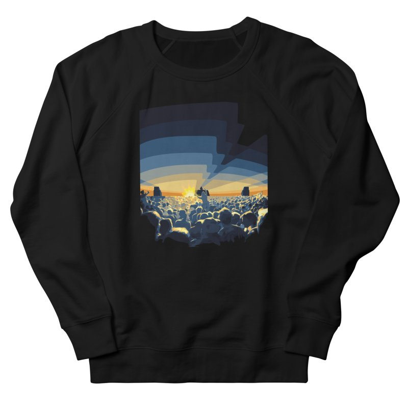 Dawn Club Women's Sweatshirt by lightclub's Artist Shop