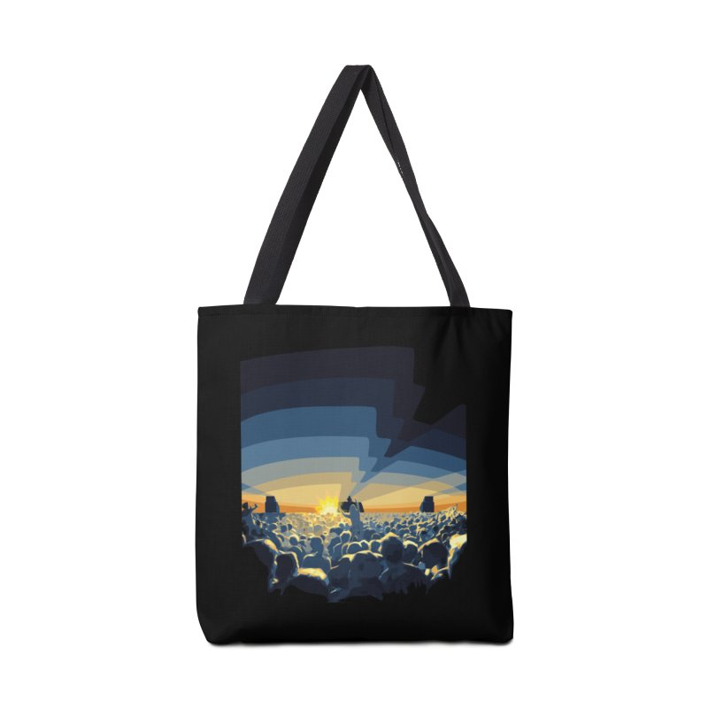 Dawn Club Accessories Bag by lightclub's Artist Shop