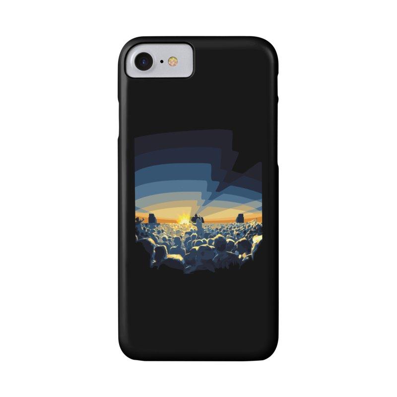 Dawn Club Accessories Phone Case by lightclub's Artist Shop