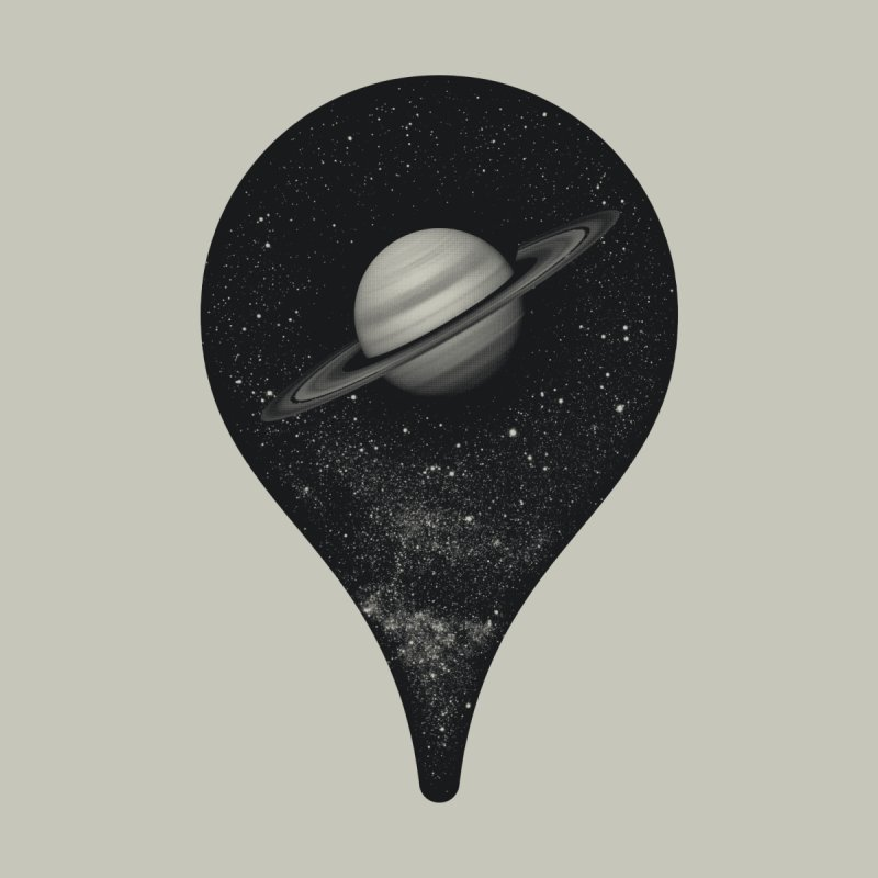 Space Is My Place by Light Spectrum's Artist Shop