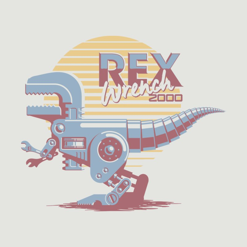 Rex Wrench 2000 by Light Spectrum's Artist Shop