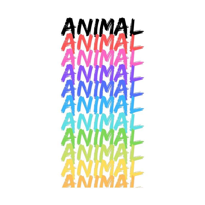 Rainbow Animal by lighworkwearables's Artist Shop