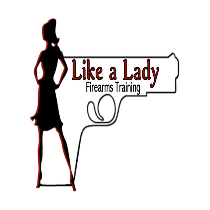 LaLFT Logo Accessories Sticker by Like a Lady Firearms Training