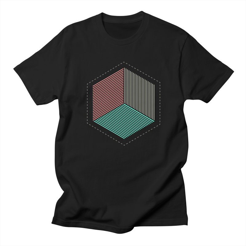 THE CUBE Men's T-Shirt by Likeit