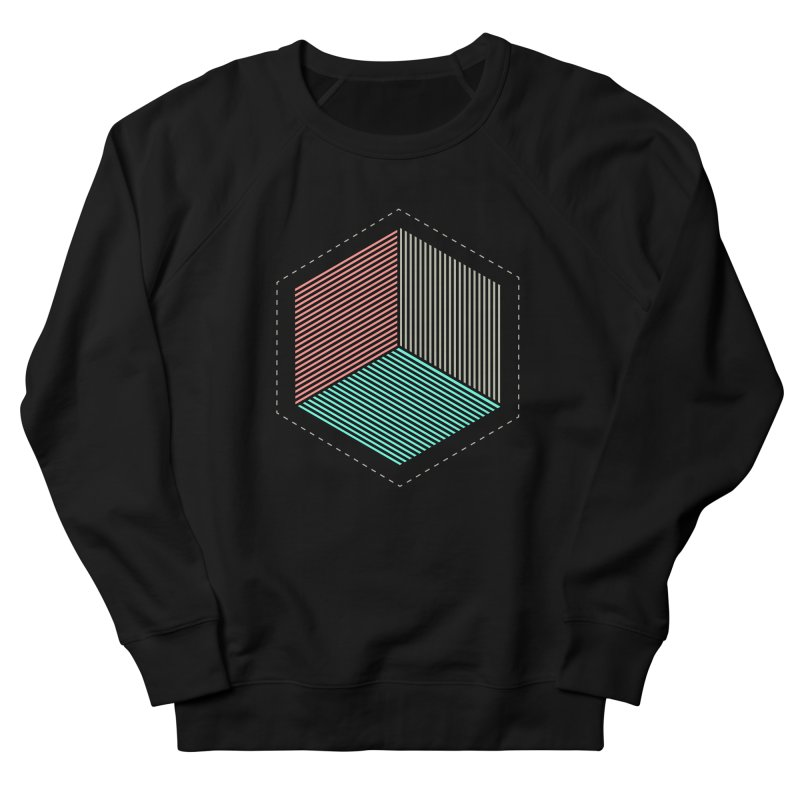 THE CUBE Men's Sweatshirt by Likeit