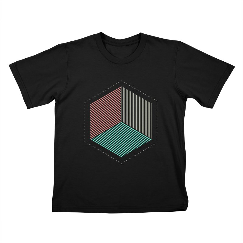 THE CUBE Kids T-Shirt by Likeit