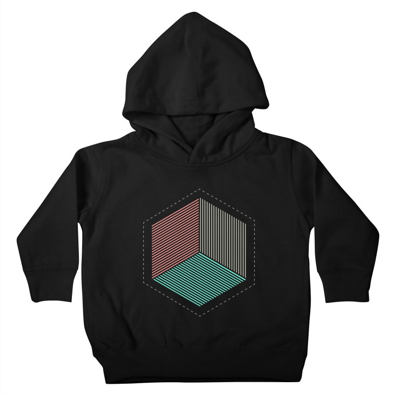 THE CUBE Kids Toddler Pullover Hoody by Likeit