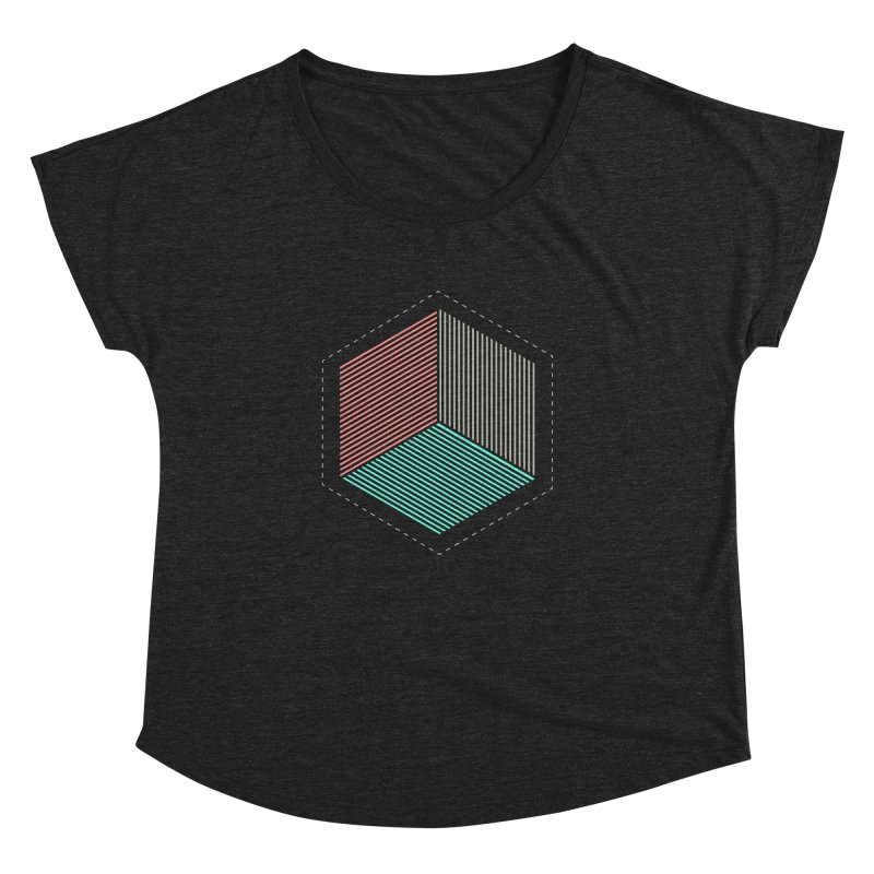 THE CUBE Women's Dolman by Likeit