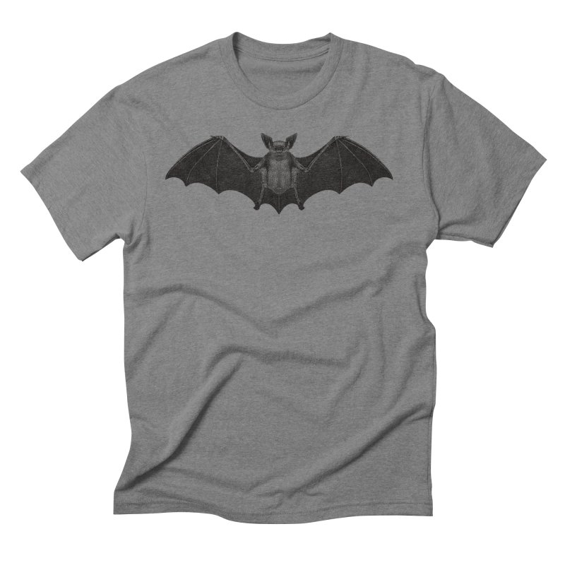 BAT Men's Triblend T-shirt by likeshirts's Artist Shop