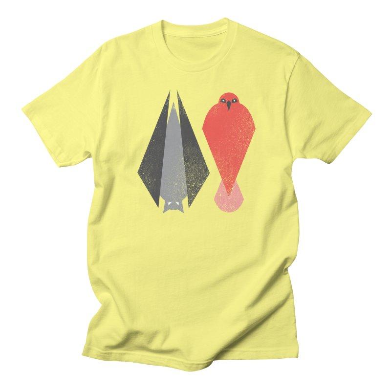 BAT & BIRD Men's T-shirt by likeshirts's Artist Shop
