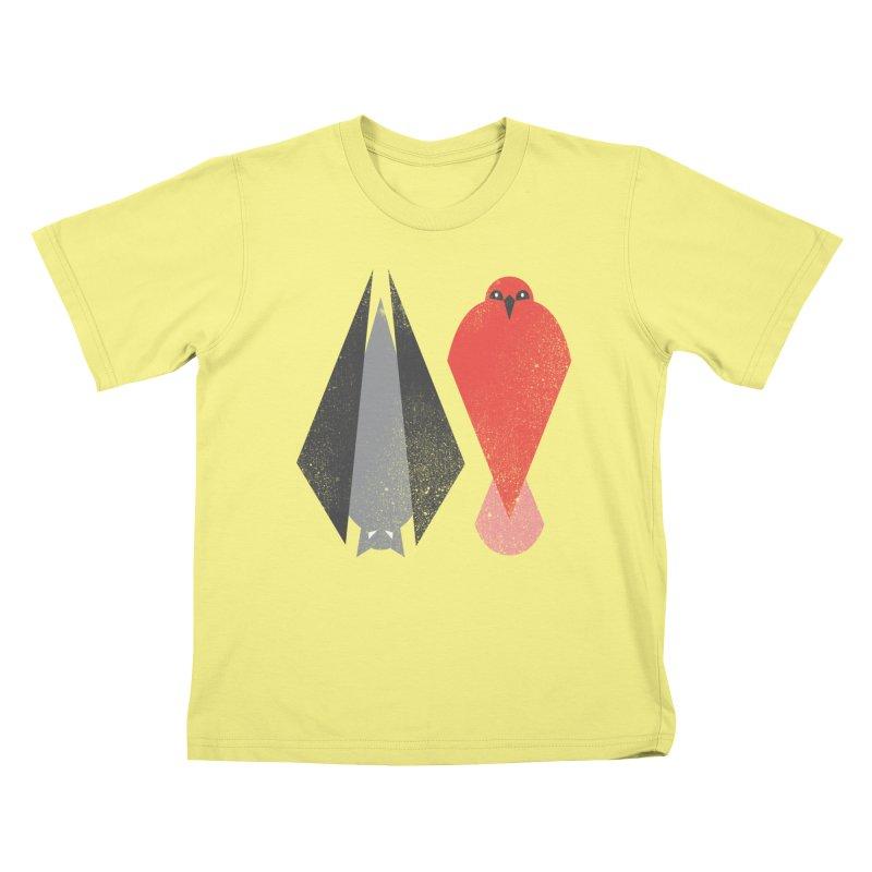 BAT & BIRD   by likeshirts's Artist Shop