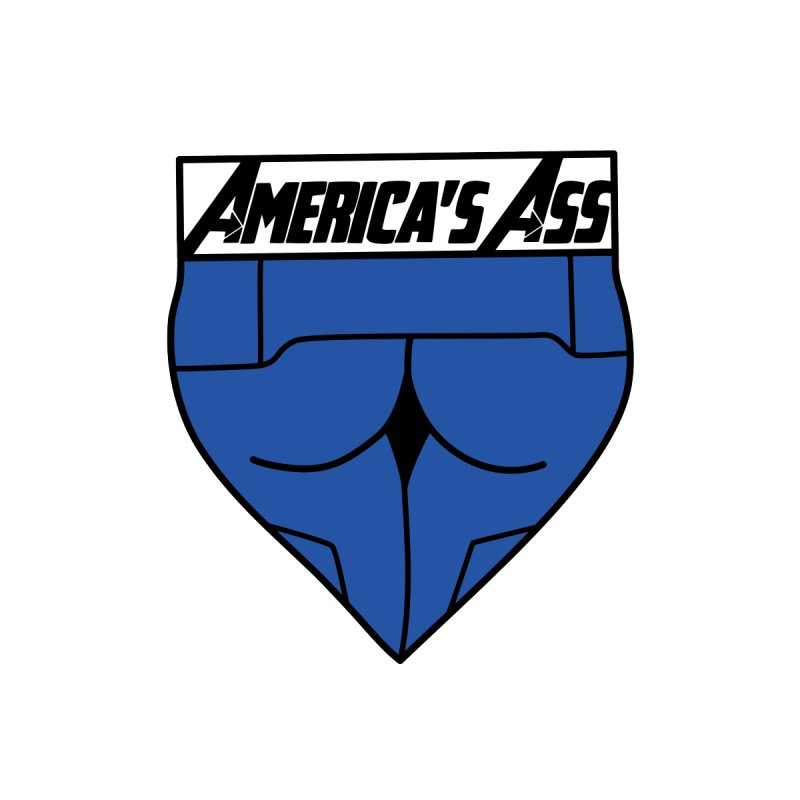 America's Ass by Lil Boat Boutique's Artist Shop