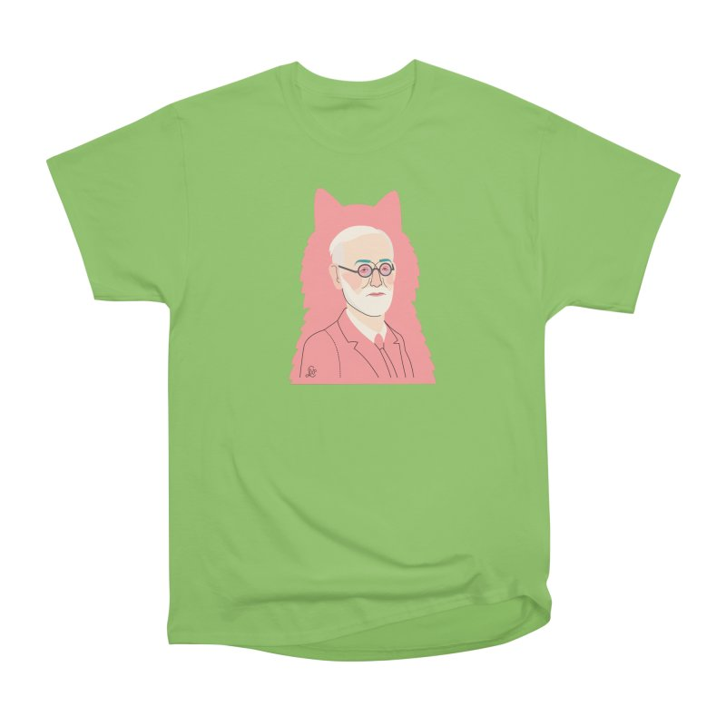 Sigmund and the dogs Women's Heavyweight Unisex T-Shirt by lilidiprima's Artist Shop