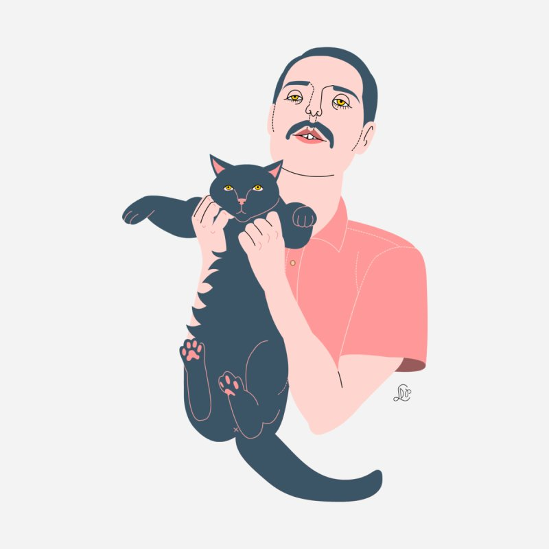Freddie and Delilah by lilidiprima's Artist Shop