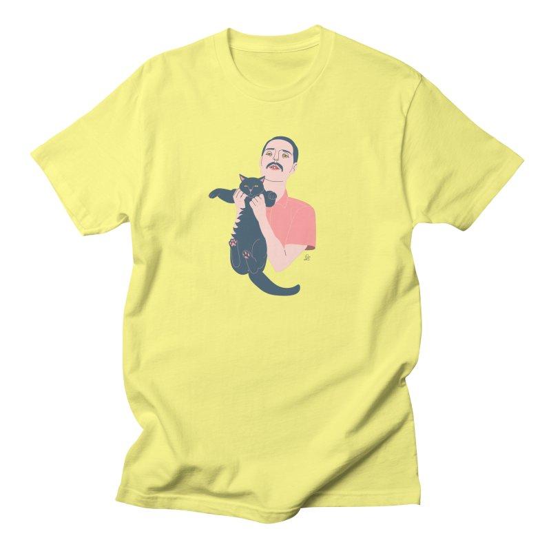 Freddie and Delilah Men's Regular T-Shirt by lilidiprima's Artist Shop