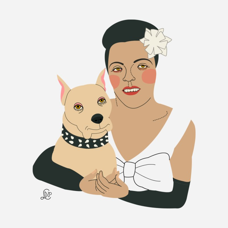 Billie and Mister by lilidiprima's Artist Shop