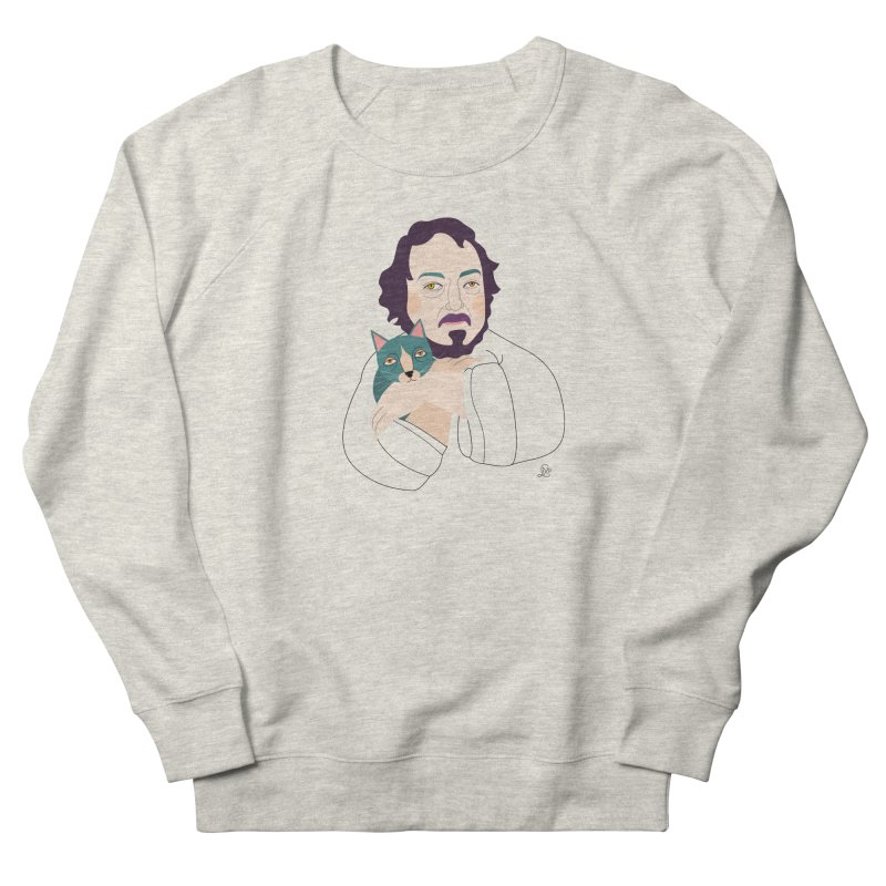 Stanley and Polly Women's French Terry Sweatshirt by lilidiprima's Artist Shop
