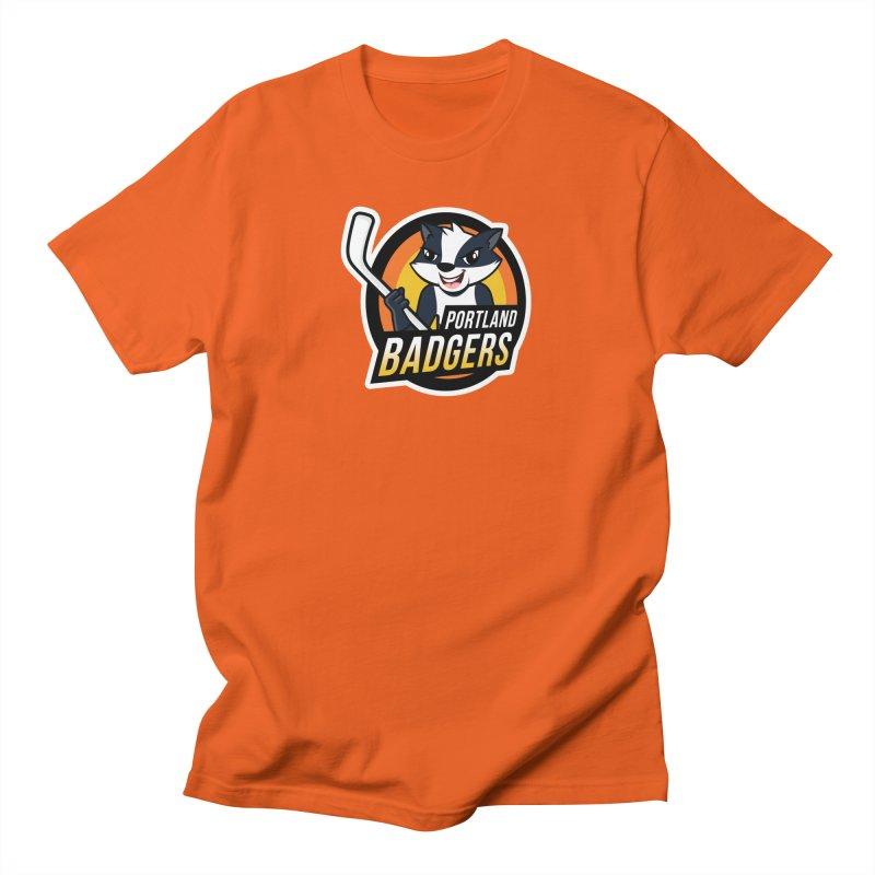 Bad Motherpucker Fans—Badger Wear is here! Men's T-Shirt by Lili Valente Makes Stuff