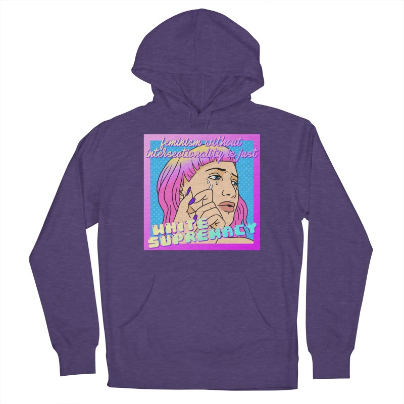 Facts (Remix) Women's French Terry Pullover Hoody by lil merch