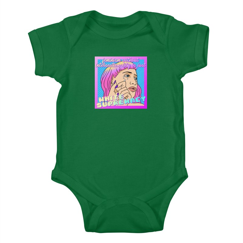 Facts (Remix) Kids Baby Bodysuit by lil merch