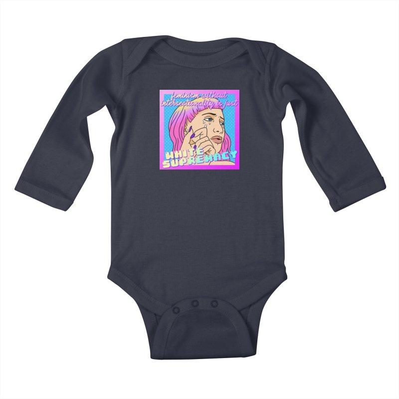 Facts (Remix) Kids Baby Longsleeve Bodysuit by lil merch