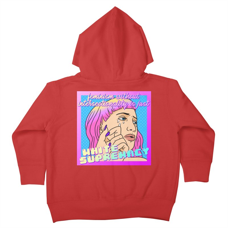 Facts (Remix) Kids Toddler Zip-Up Hoody by lil merch