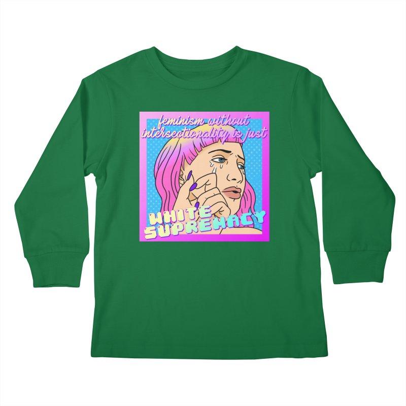 Facts (Remix) Kids Longsleeve T-Shirt by lil merch