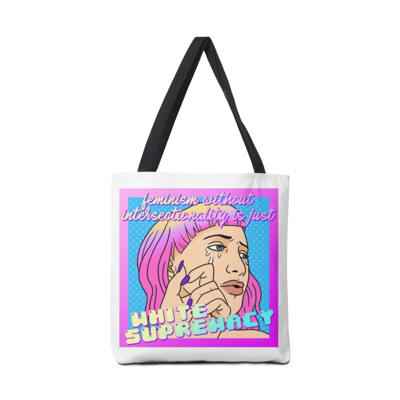 Facts (Remix) Accessories Bag by lil merch