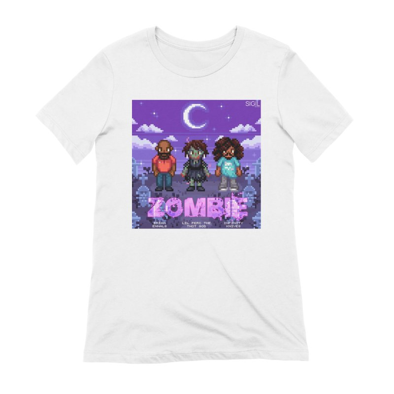 Zombie (Full) Women's Extra Soft T-Shirt by lil merch