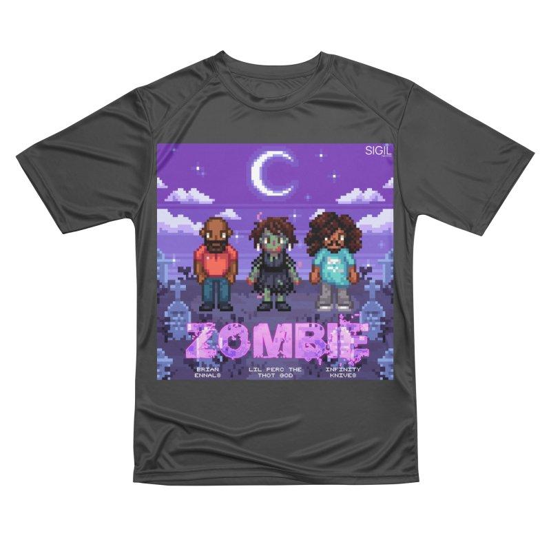 Zombie (Full) Women's Performance Unisex T-Shirt by lil merch