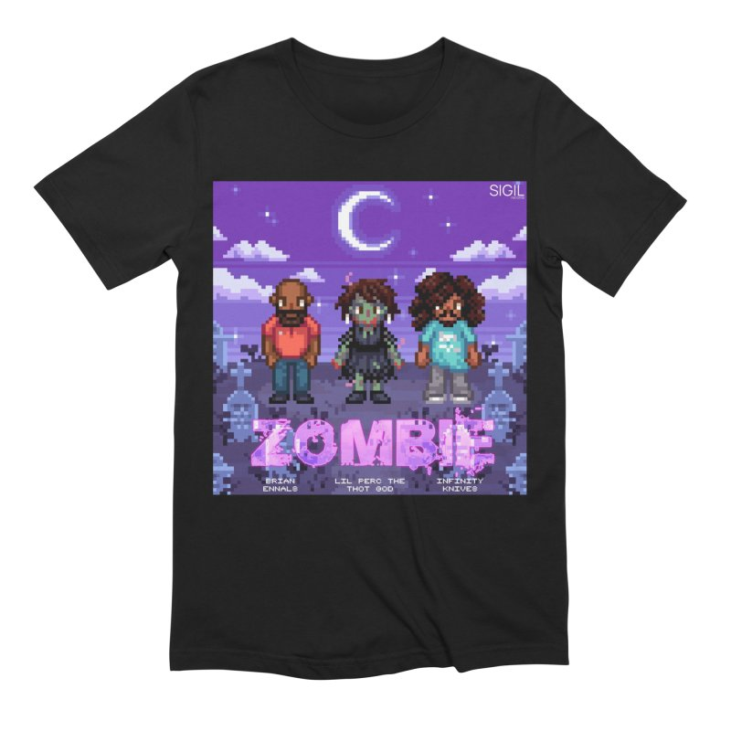 Zombie (Full) Men's Extra Soft T-Shirt by lil merch