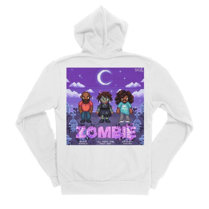 Zombie (Full) Women's Zip-Up Hoody by lil merch