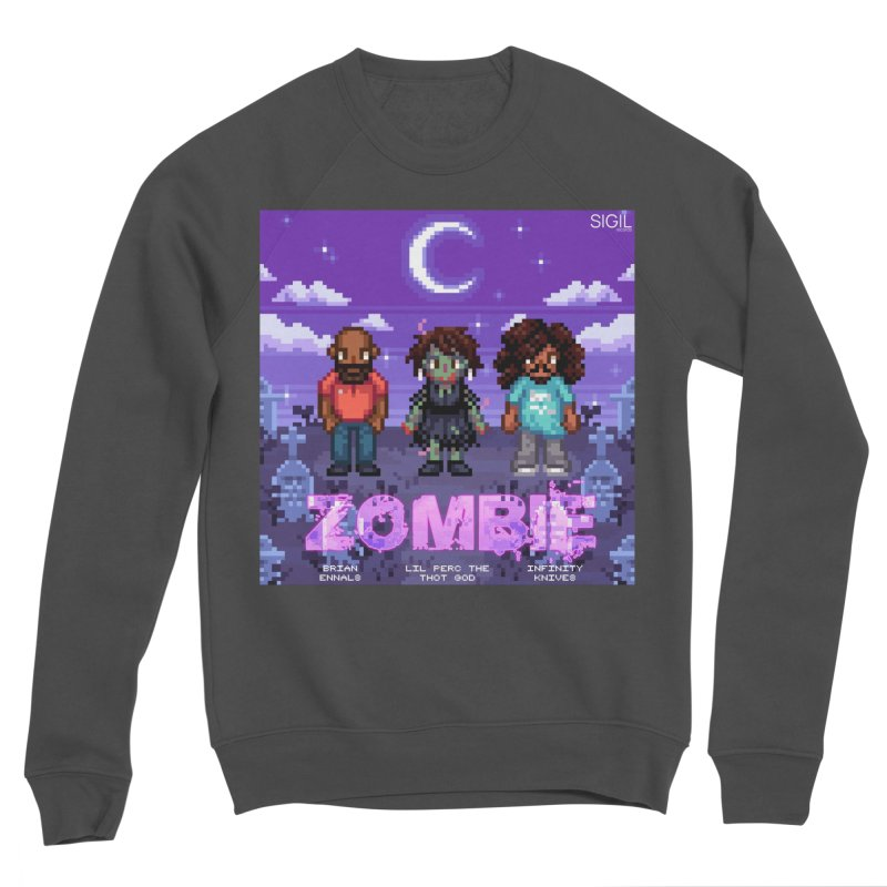 Zombie (Full) Women's Sponge Fleece Sweatshirt by lil merch