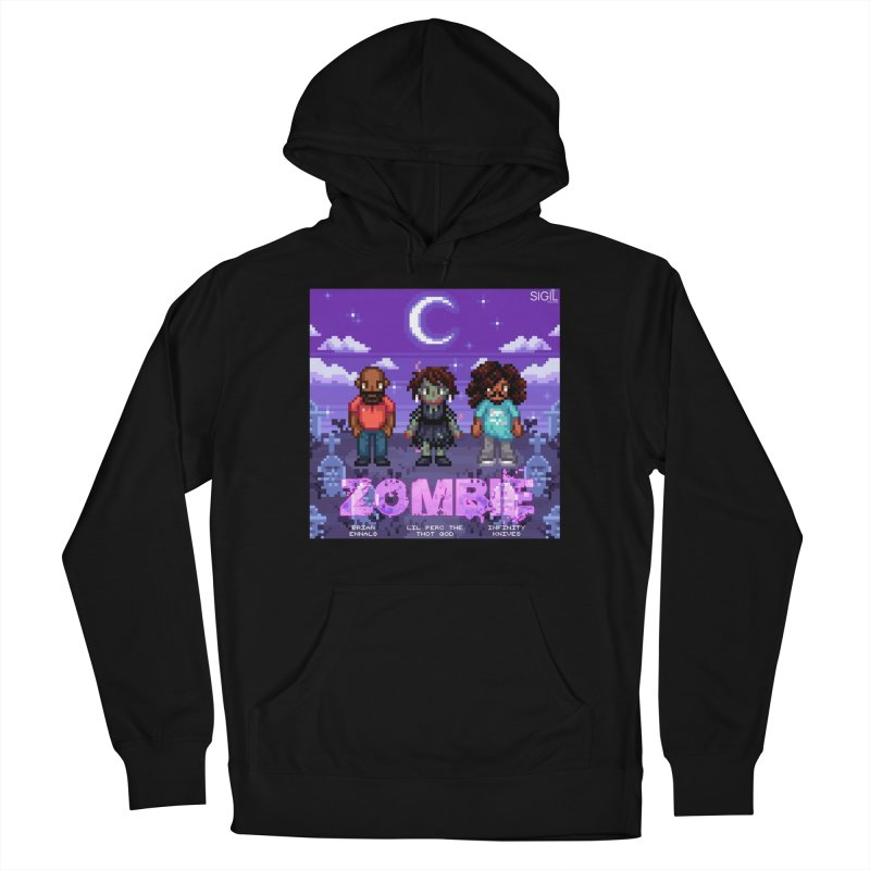 Zombie (Full) Men's Pullover Hoody by lil merch