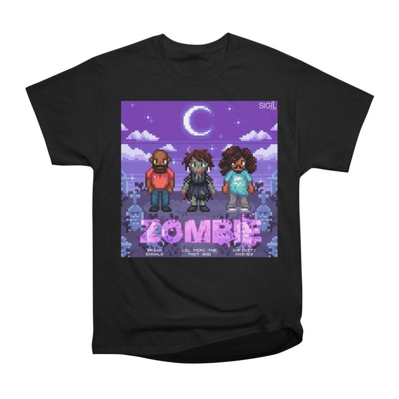 Zombie (Full) Men's Heavyweight T-Shirt by lil merch