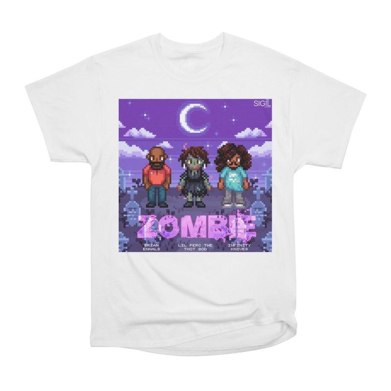 Zombie (Full) Women's Heavyweight Unisex T-Shirt by lil merch