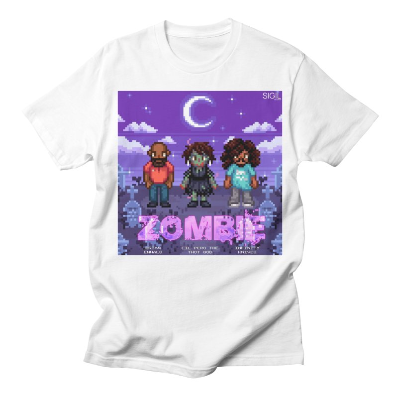 Zombie (Full) Men's T-Shirt by lil merch