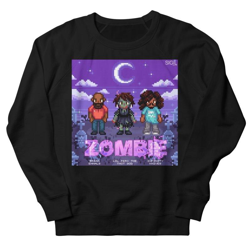 Zombie (Full) Men's Sweatshirt by lil merch
