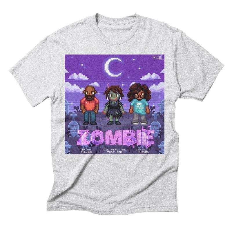 Zombie (Full) Men's T-Shirt by lil merch