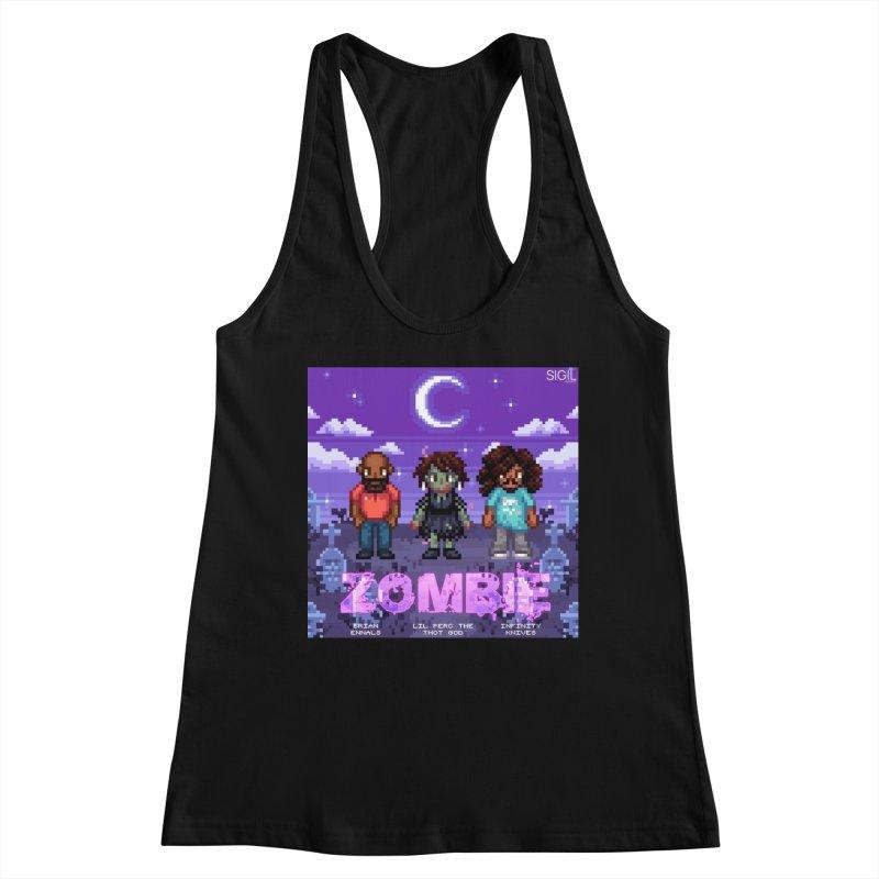 Zombie (Full) Women's Tank by lil merch