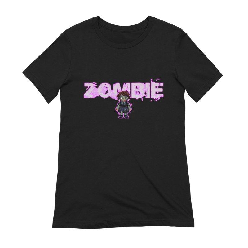 Zombie Perc 1 Women's Extra Soft T-Shirt by lil merch