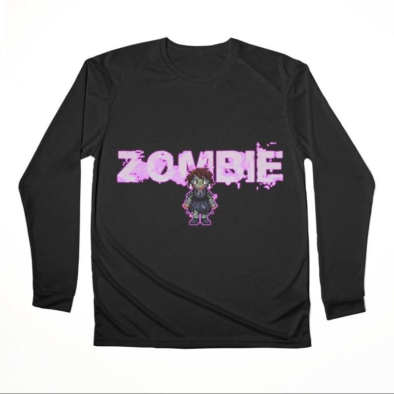 Zombie Perc 1 Men's Performance Longsleeve T-Shirt by lil merch