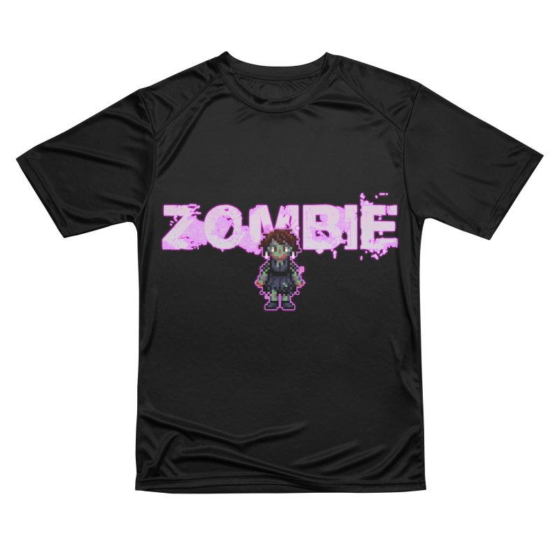 Zombie Perc 1 Women's Performance Unisex T-Shirt by lil merch