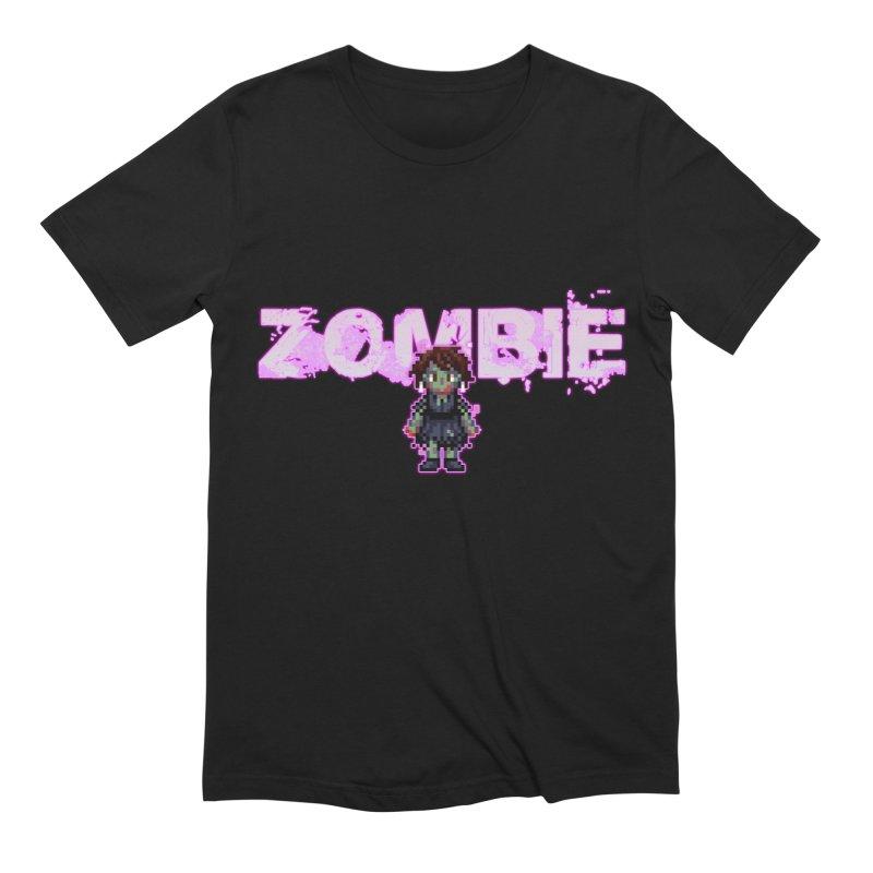 Zombie Perc 1 Men's Extra Soft T-Shirt by lil merch