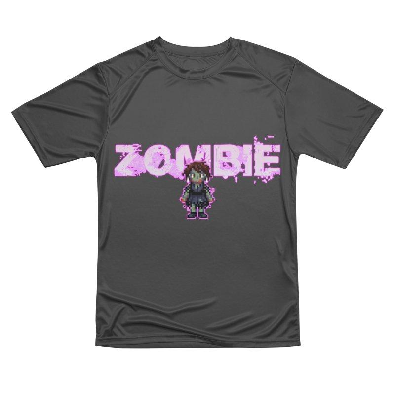 Zombie Perc 1 Men's Performance T-Shirt by lil merch